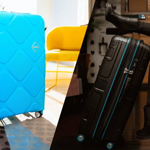 American Tourister Instagon vs Sunside