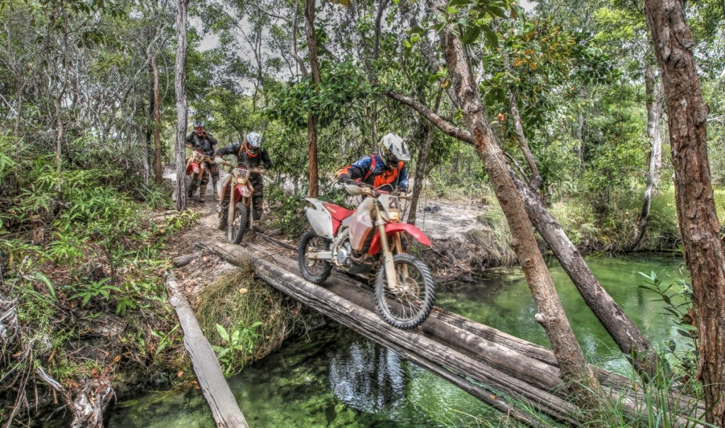 Dirt Biking in Cape York