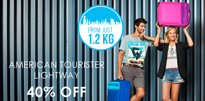 American Tourister Ligthway Series