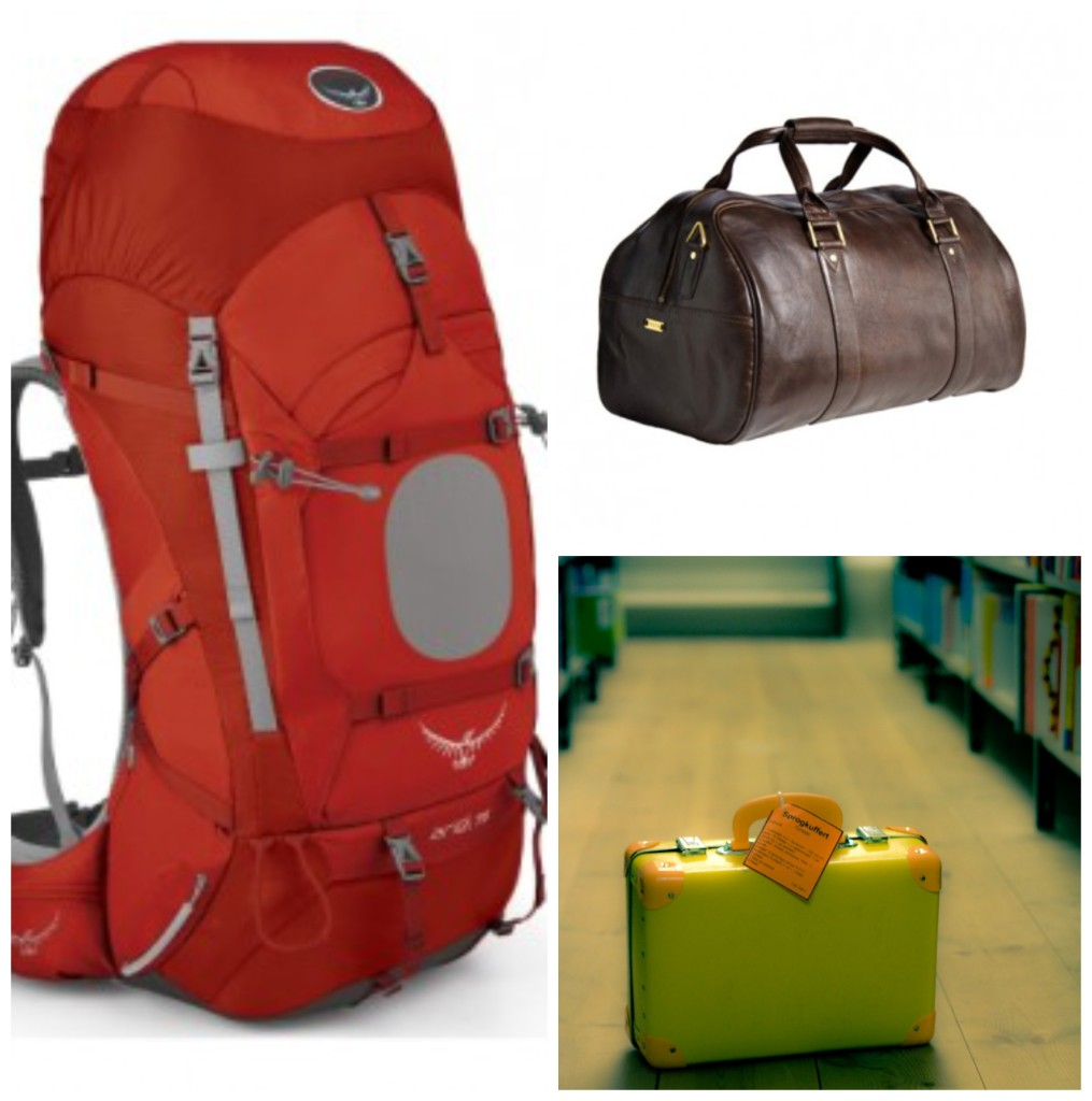 Bags Vs Suitcases