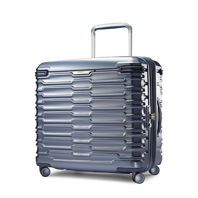 Samsonite-Stryde-Glider-Long-Journey-Suitcase-slate-blue