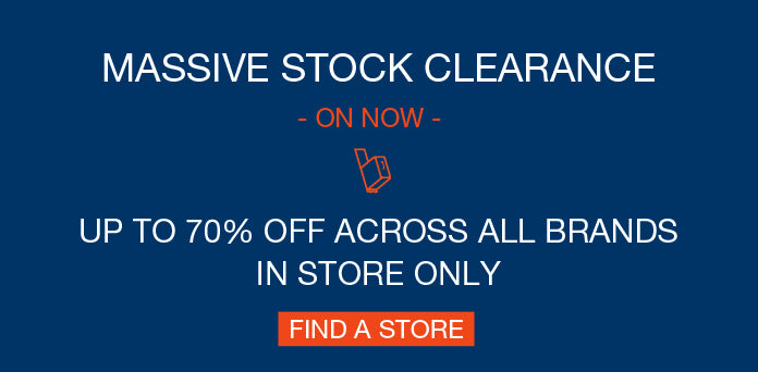 The Luggage Professionals In-store Stock Clearance