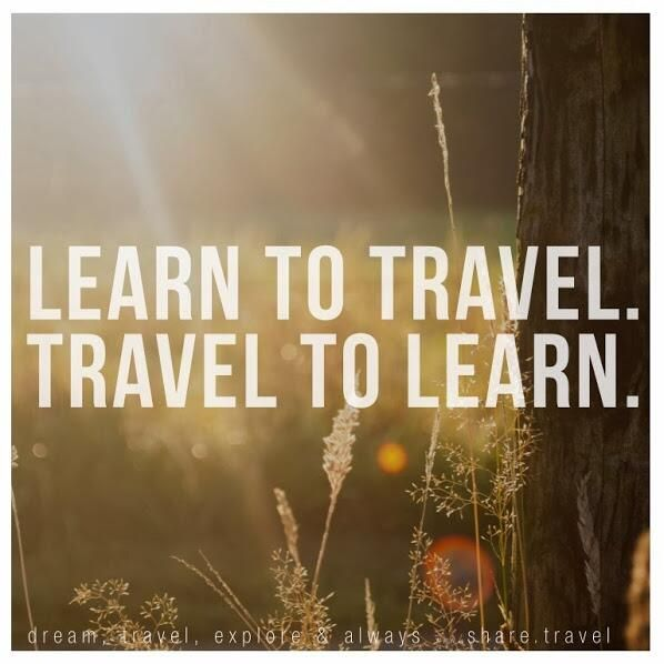 Travel & Learn