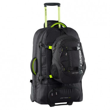 Caribee Fast Track 85 Wheeled Travel Pack
