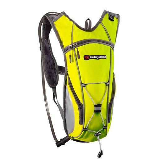Caribee Hi Vis Flow 2L Hydration Pack