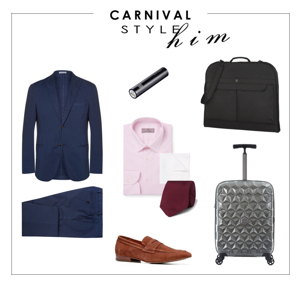 mens packing guide for the races