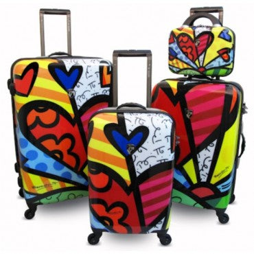 Heys Suitcase Luggage Set