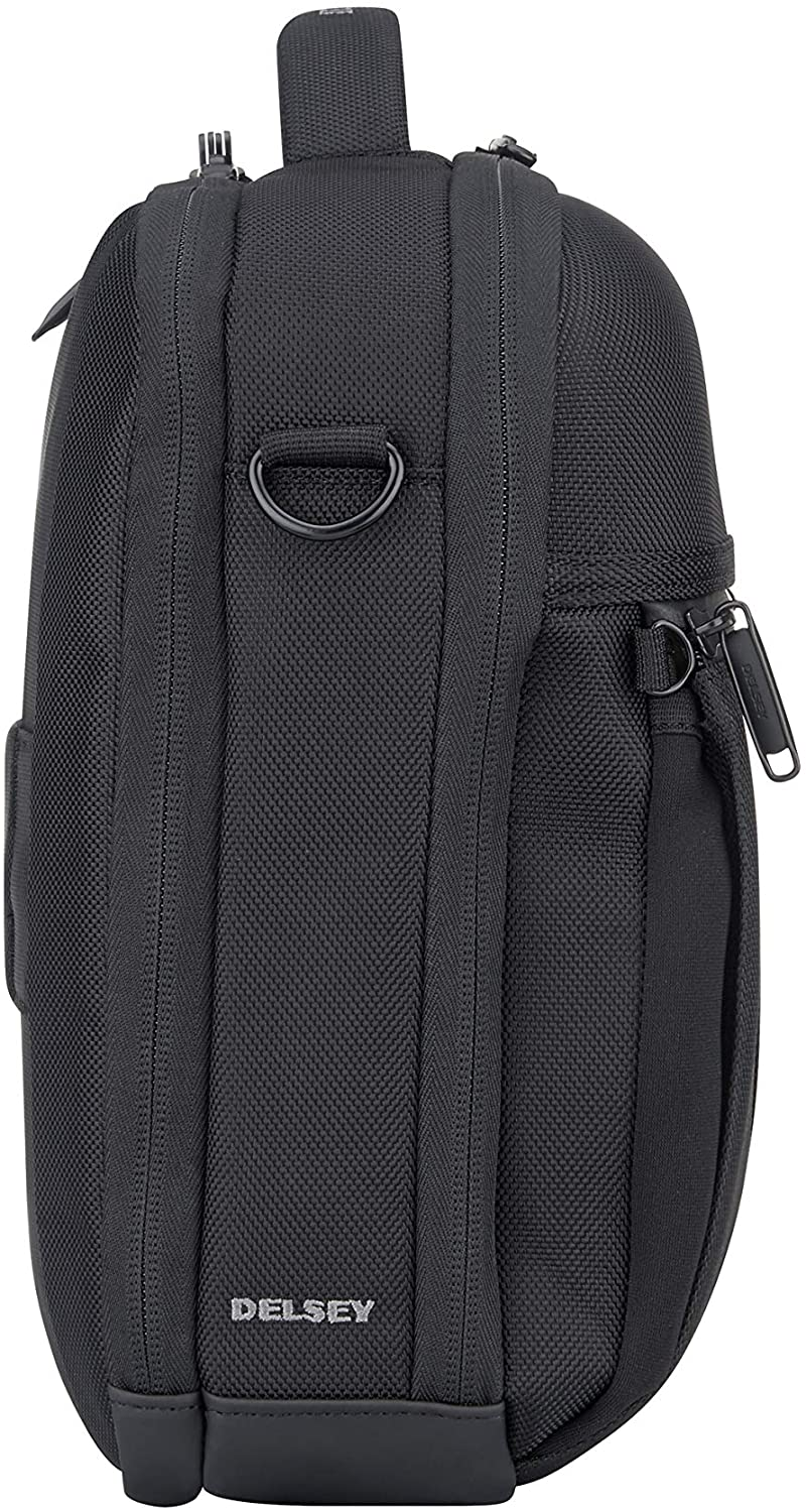 Delsey Laumiere 2C 13.3 Laptop Sleeve Black