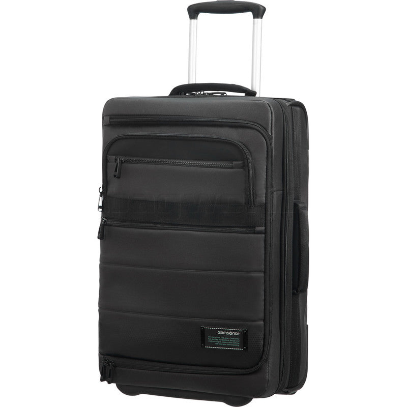 Samsonite Cityvibe 2.0 Mobile Office Expander Jet Black