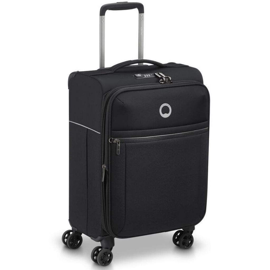 Delsey Brochant 2.0 55cm Softsided Cabin Suitcase