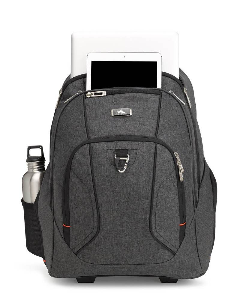 High Sierra Endeavour Wheeled Backpack
