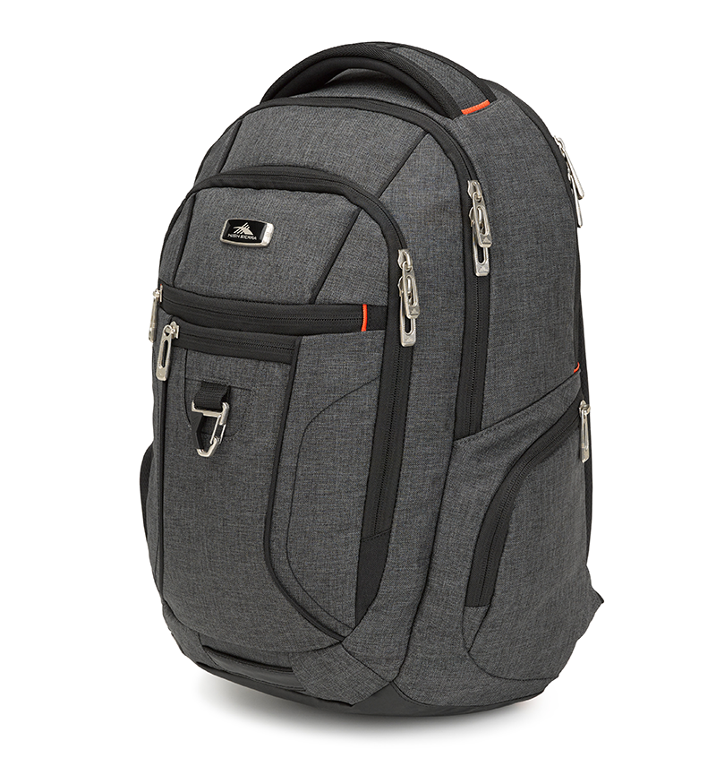 High Sierra Endeavour Essential Laptop Backpack