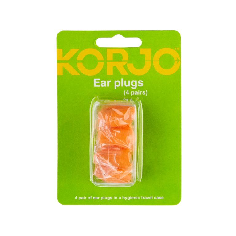 Korjo Travel Ear Plugs
