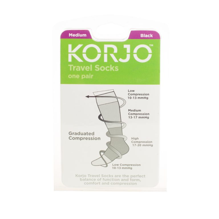 Korjo Travel Sox