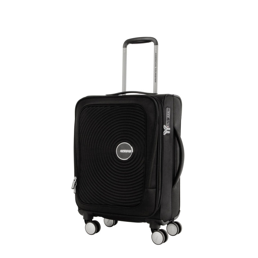 American Tourister Curio SS Softside 55cm Cabin Suitcase