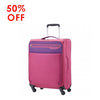 American Tourister by Samsonite Lightway 55 cm Cabin Spinner Suitcase