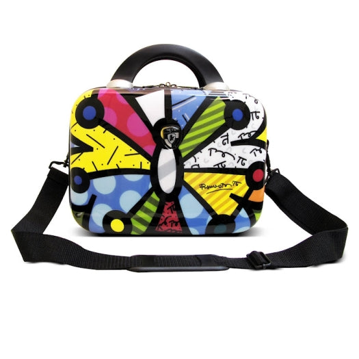 Heys Britto Butterfly 30 cm Beauty Case