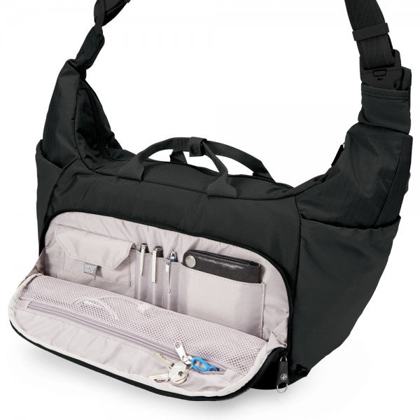 Pacsafe Camsafe V18 anti-theft expandable sling bag