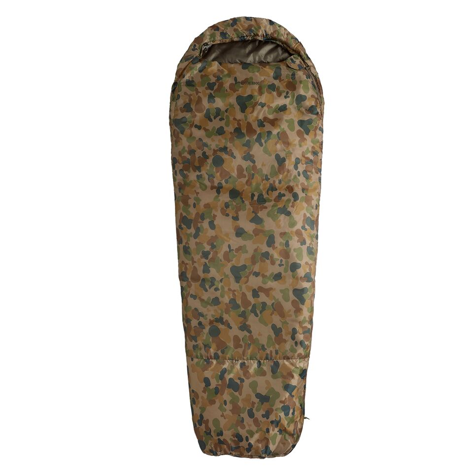 Caribee Deploy 1300 Auscam (0C) Sleeping Bag