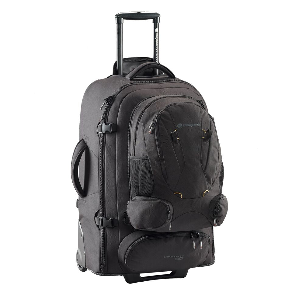 Caribee Sky Master 80L Wheeled Backpack