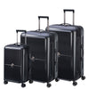 Delsey Turenne 3 piece Luggage Set