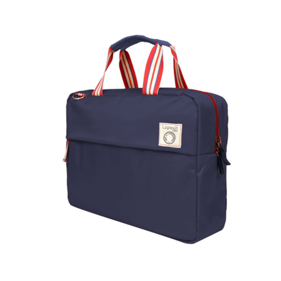 Lipault IDLF Capsule Collection Reporter Laptop Briefcase