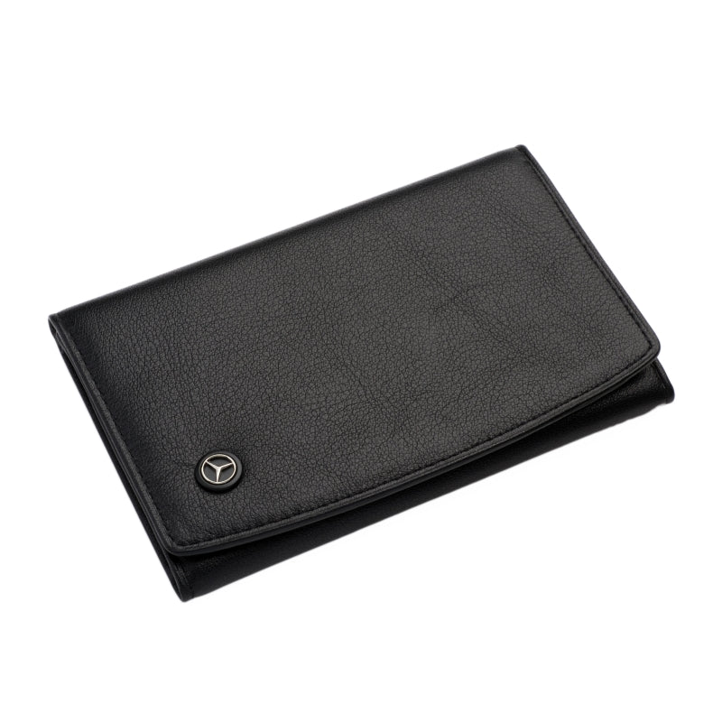 Mercedes Benz Card and Travel Wallet