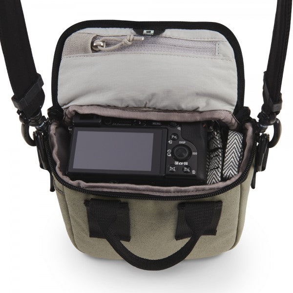 Pacsafe Camsafe Z2 anti-theft compact camera bag