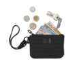 Pacsafe RFIDsafe W50 RFID blocking coin and card purse