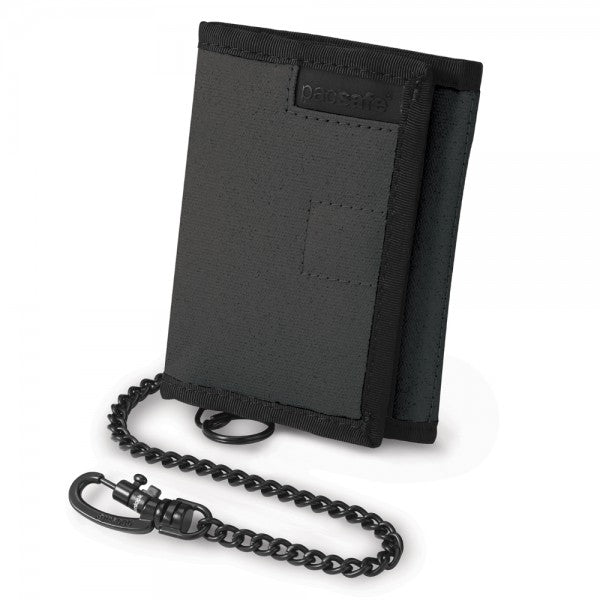 Pacsafe RFIDsafe Z50 RFID Blocking tri-fold wallet