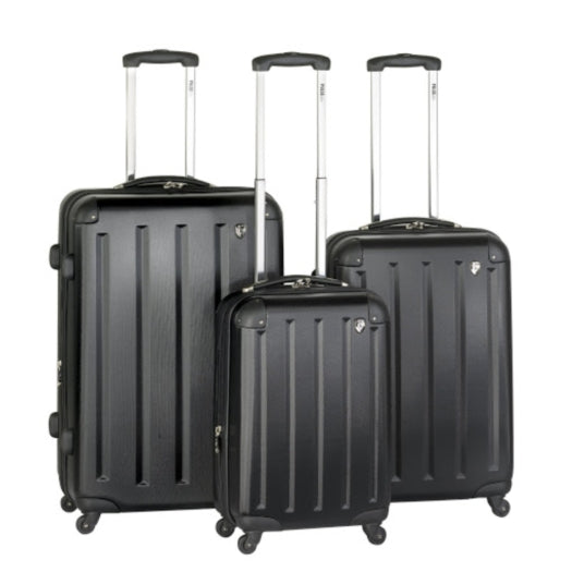 Heys Pulse Lite 4 Wheel Spinner Set of 3 Suitcases