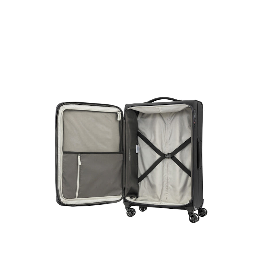 Samsonite 72 Hours DLX 71 cm Medium Spinner Suitcase