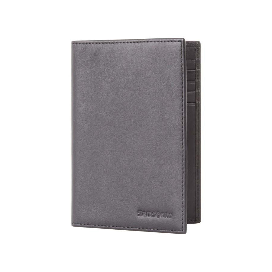 Samsonite RFID Blocking Leather Passport Wallet