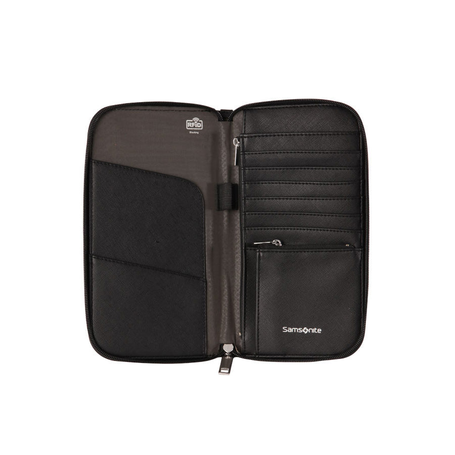 Samsonite RFID Blocking Passport Wallet