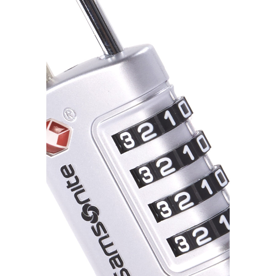 Samsonite TSA 4 Dial Combination Lock