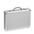 "Solo AC100-10 17"" Laptop Attaché-Titanium"