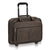 "Solo D529-1 15.6"" Rolling Leather Laptop Case"