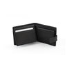 Vault RFID Men's Leather Wallet with Flap and Coin Section
