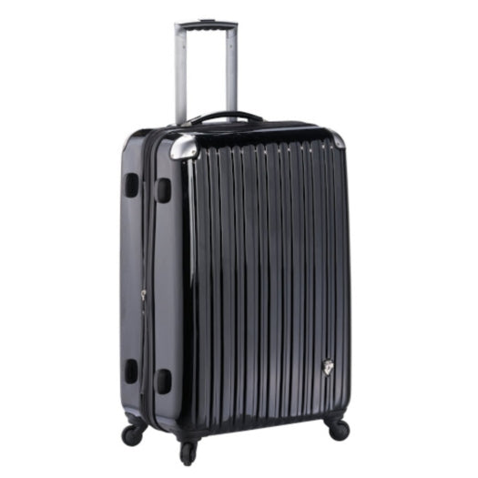 Heys Velocity 74 cm 4 Wheel Spinner Suitcase