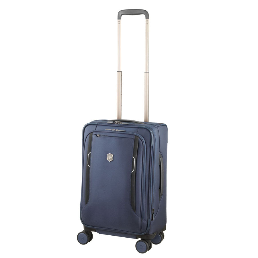 Victorinox Werks Traveler 6 Softside Frequent Flyer Carry On Suitcase