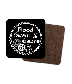 Set of 4 Cycling Coasters
