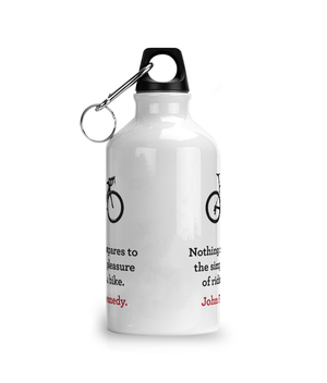 Cycling water bottle holder aluminium