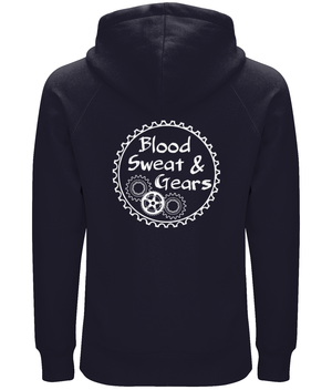 Blood Sweat & Gears Unisex Pullover Hoodie
