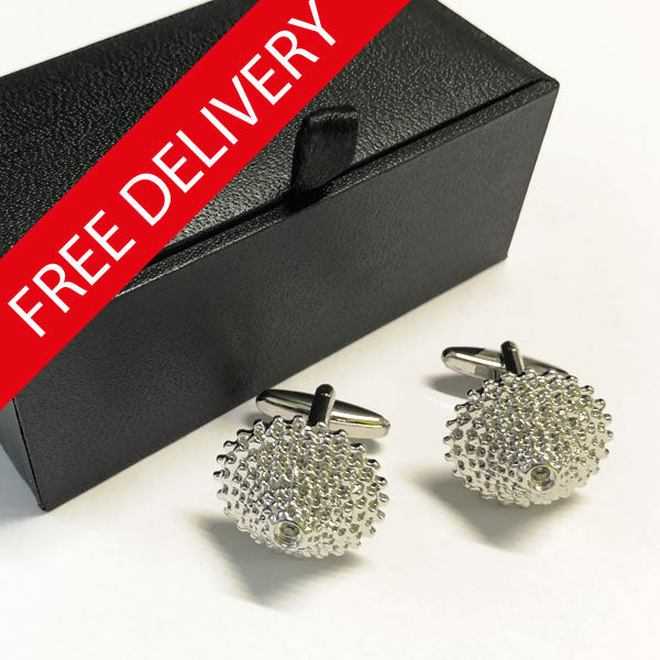 Bicycle Gears Cuff Links in a Gift Box