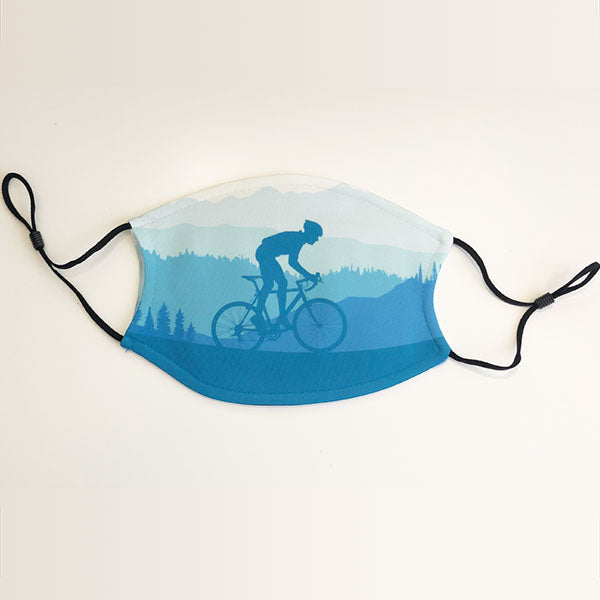 Re-usable Face Mask – Cycling Hills