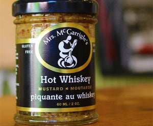 Hot Whiskey Mustard