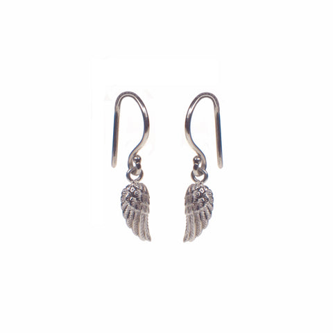 Double Wing Earrings