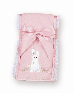 Cottontail Burp Cloth