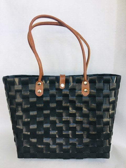 Vivianne Tote Bag Black