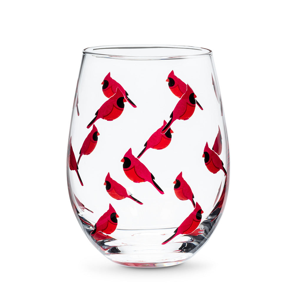Cardinal Stemless Wine Glass